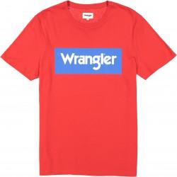 WRANGLER T-SHIRT 742FKXWO