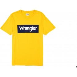 WRANGLER LOGO T-SHIRT 742FKY07