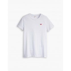 LEVIS DAMES T-SHIRT WIT...