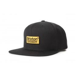 BRIXTON CAP PALMER II BKGLD