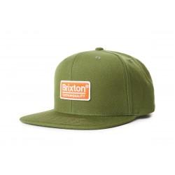 BRIXTON CAP PALMER II CYPRE