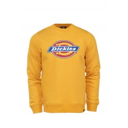 DICKIES LOGO SWEATER GEEL...