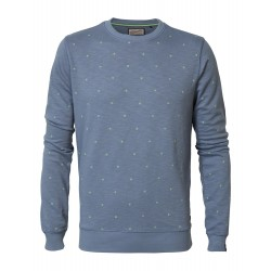 PETROL SWEATER SWR 306 5115
